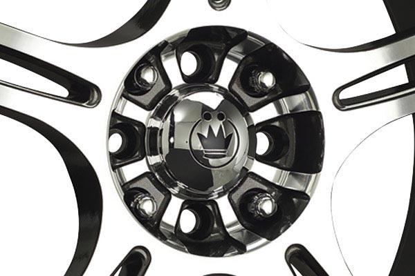 konig incident wheels center cap