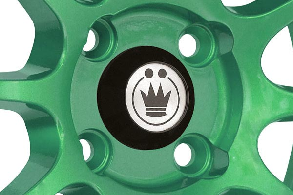 konig lightning wheels center cap