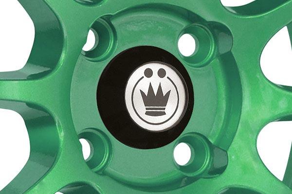 konig lightning wheels center cap