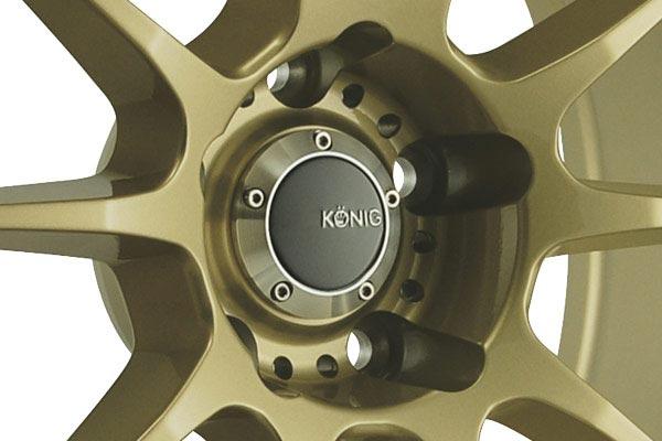 konig milligram wheels center cap