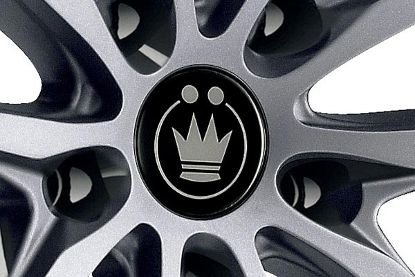 konig oversteer wheels center cap