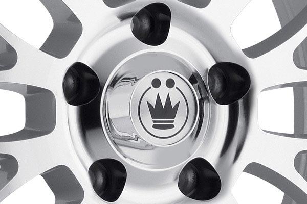 konig roller wheels center cap