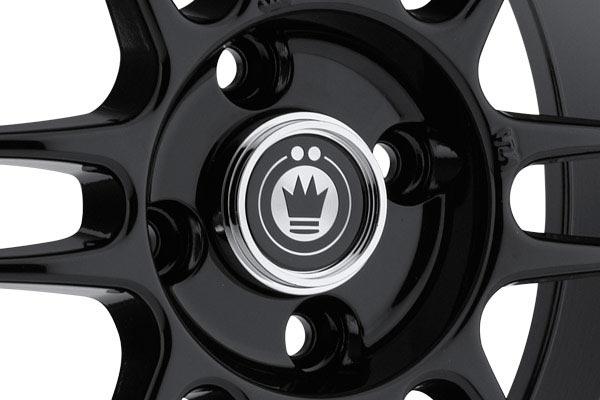 konig wideopen wheels center cap