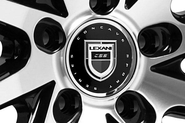 lexani css 15 wheels center cap