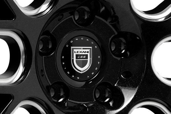 lexani css 8 wheels center cap