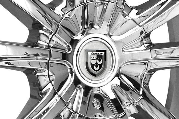 lexani lust chrome wheels center cap