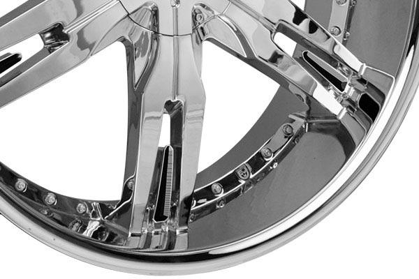 lexani lx30 chrome wheels spoke