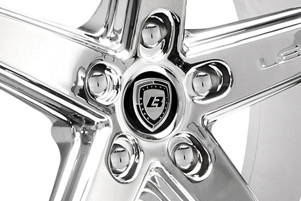 lexani r four chrome wheels center cap