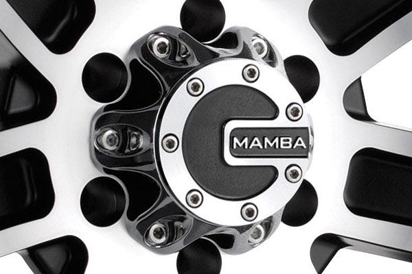 mamba type m1x wheels center cap