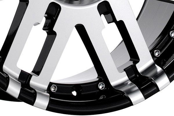 mamba type m2x wheels spoke