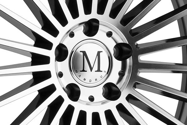 mandrus 23 wheels center