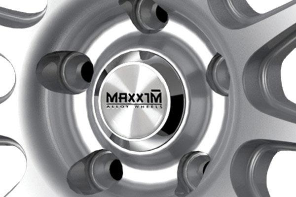 maxxim winner wheels center cap