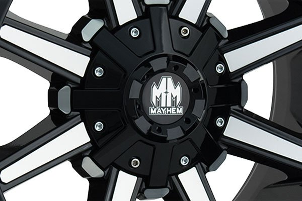 mayhem arsenal wheels center
