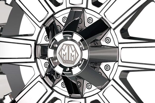 mayhem chaos wheels center cap