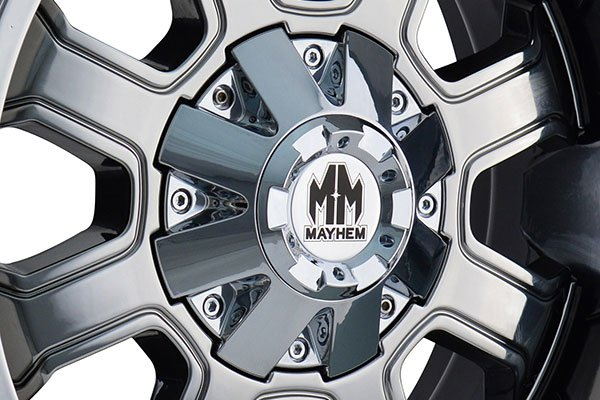 mayhem fierce wheels center