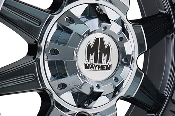 mayhem monstir wheels center