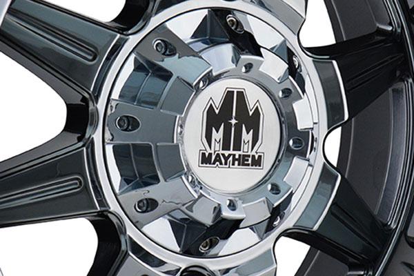 mayhem monstir wheels center