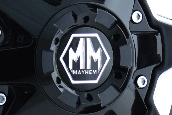 mayhem warrior wheels center cap
