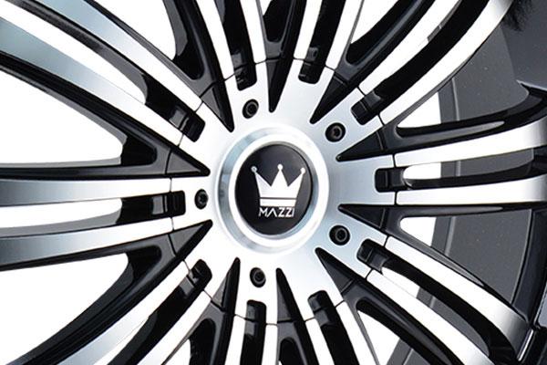mazzi swank wheels center