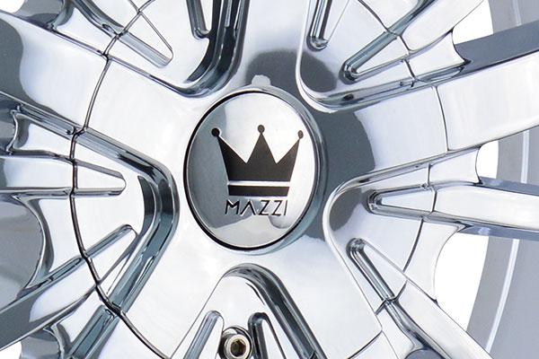 mazzi essence wheels center cap