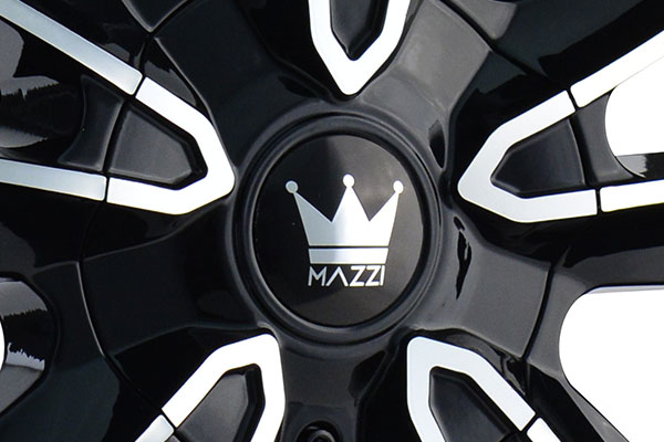 mazzi obsession wheels center cap