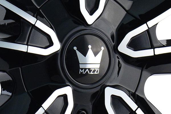 mazzi obsession wheels center cap