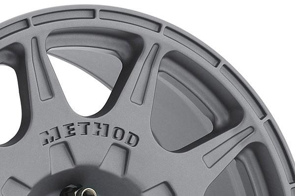 method 502 rally wheels lip