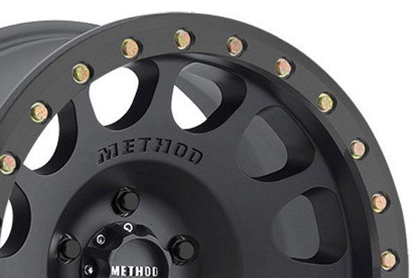 method 105 beadlock wheels lip