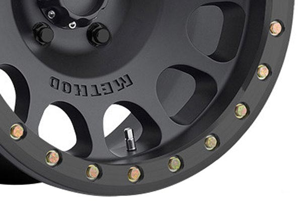 method 105 beadlock wheels spoke