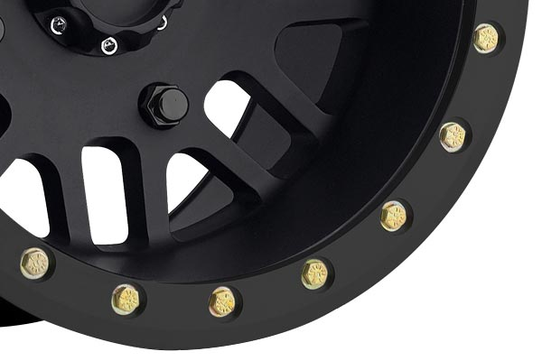 method 406 utv beadlock wheels spoke
