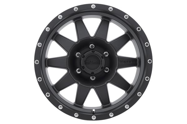 method mr301 standard wheels black front