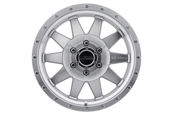 method mr301 standard wheels chrome front