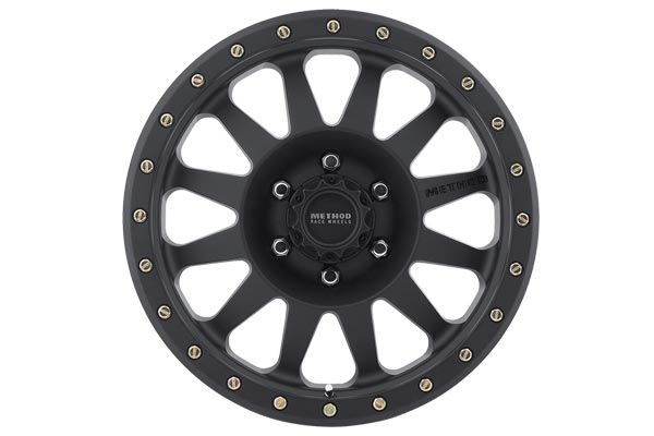 method mr304 double standard wheels black front