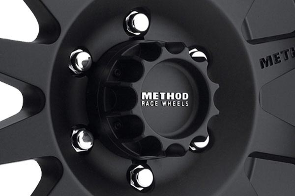 method mr304 double standard wheels center cap