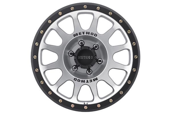 method mr305 nv wheels chrome front