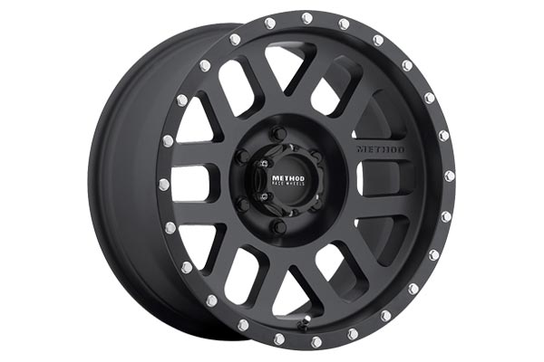 method mr306 mesh wheels black side
