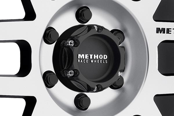 method mr306 mesh wheels center cap