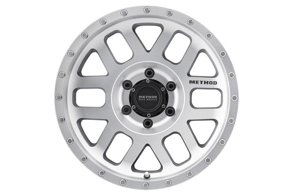 method mr306 mesh wheels chrome face