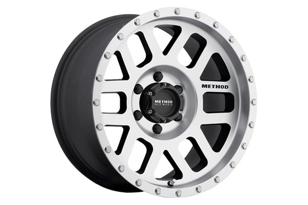 method mr306 mesh wheels chrome side