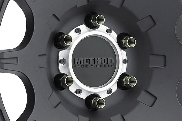 method roost wheels center cap