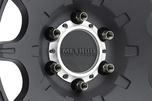 method roost wheels center cap