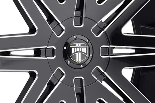 mht dub stacks wheels center