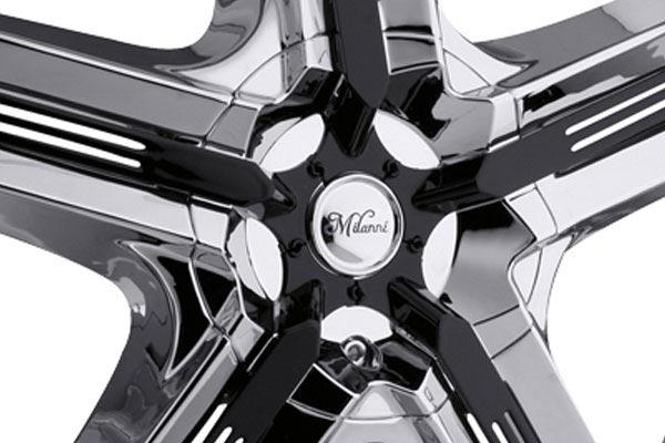 milanni 459 bel air 5 wheels center cap