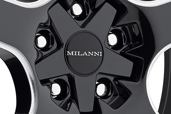 milanni 464 vk 1 wheels center cap