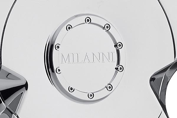 milanni 465 vengeance wheels center cap