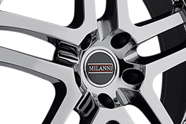 milanni 9012 kapri wheels center cap