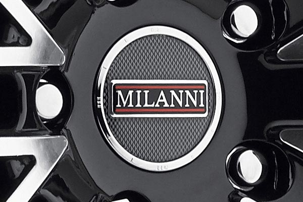 milanni 9032 kahn wheels center cap