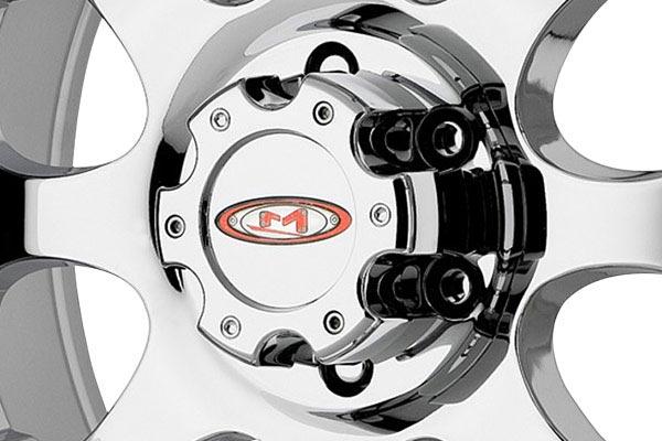 moto metal mo955 chrome wheels center cap