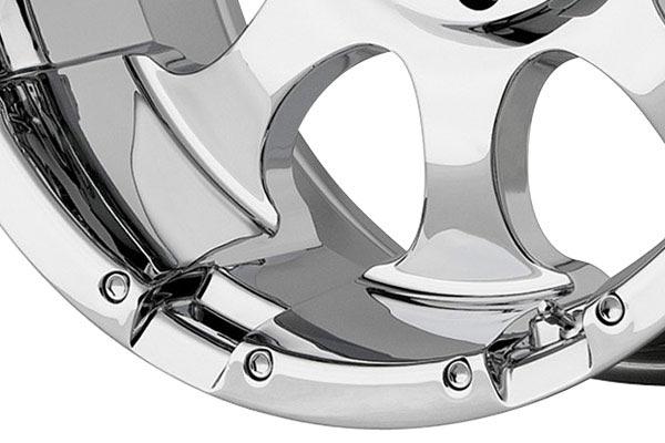 moto metal mo955 chrome wheels spoke