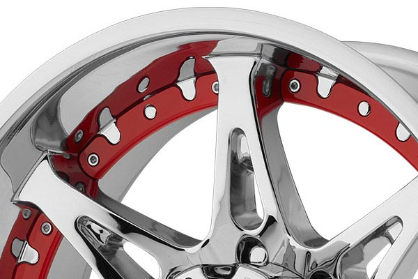 moto metal mo961 chrome wheels lip